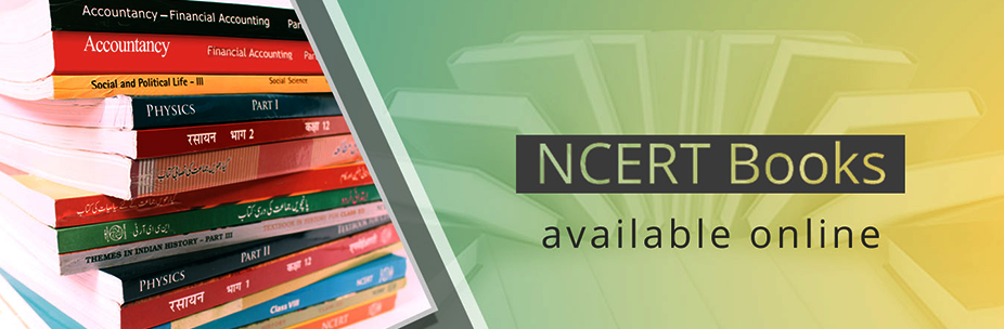 NCERT Books are available online